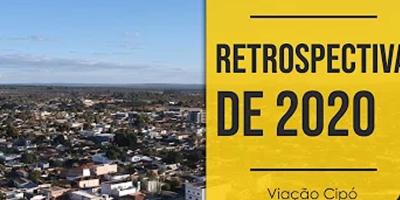 Viação Cipó - Retrospectiva 2020