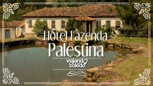 Hotel Fazenda Palestina - Camacho/MG