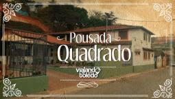 Pousada Quadrado - Ipoema/MG