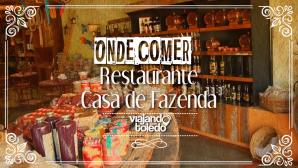 Restaurante Casa de Fazenda