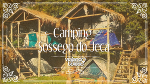 Camping Sossego do Jeca - Carrancas/MG