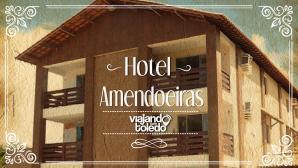 Hotel Amendoeiras - Prado/BA