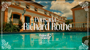 Pousada Richard Rothe - Tiradentes/MG