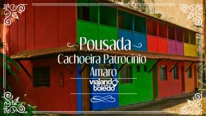 Pousada Cachoeira Patrocínio - Ipoema/MG