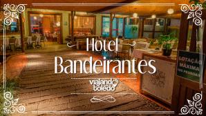 Hotel Bandeirantes - Cachoeira do Campo/MG