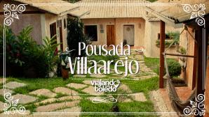 Pousada Villaarejo - Cabeça de Boi/MG