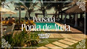 Pousada Ponta da Areia - Prado/BA